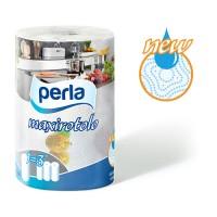 Գլանափաթեթով թղթյա սրբիչներ Perla Maxi