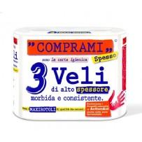 Զուգարանի թուղթ Comprami 4