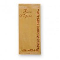 Սպասքի թղթյա ծրարներ Carta Cornice