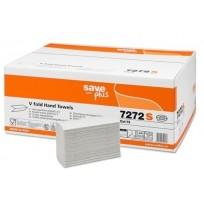 Ծալված թղթյա սրբիչներ CELTEX Save Plus